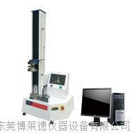 液晶面板保护膜胶带电脑式立式双控制剥离拉力强度试验机 BLD-1026D