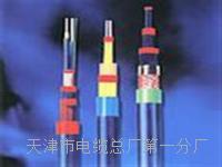 200米矿用通信拉力电缆MHYBV-7-2-X200标准做法 MHYBV矿用电缆线