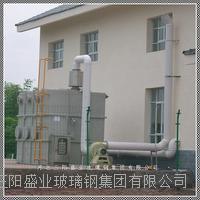 銷售FNJS-100型方型玻璃鋼酸霧淨化塔