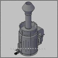 玻璃钢酸雾净化塔厂家 BNG-Ⅱ型