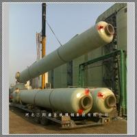 提供電廠大型脫硫塔