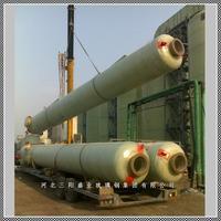 鋼廠燒結大型脫硫塔制作