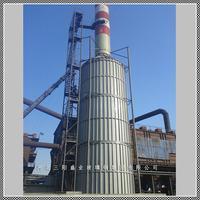 電廠大型脫硫塔制作