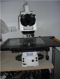 二手Nikon尼康L300半導體顯微鏡