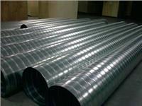 西安不銹鋼螺旋風管銷售 不銹鋼風管