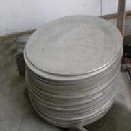 6-20mm不銹鋼板割圓加工西安