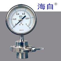 海自 衛生型隔膜壓力表 Y-100A-Z/Z/MC