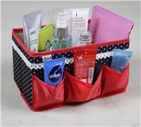 格调系列桌面收纳盒 化妆品收纳盒批发 厂家直销收纳盒  尚居坊化妆品收纳盒