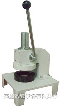 圆型定量取样器/纸张定量取样器 GX-6035