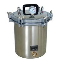 煤電兩用手提式滅菌器(蝶型螺母開蓋型)YXQ-SG46-280SA