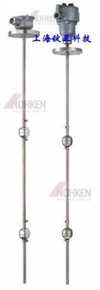 日本能研NOHKEN連桿浮球液位開關FR510S/FR512S系列