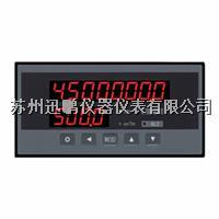 蘇州迅鵬WPJ-D2I流量積算儀 WPJ