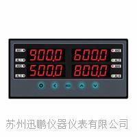 雙路溫濕度顯示器,雙排顯示控制儀(迅鵬)WPDAL WPDAL