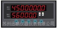 蘇州迅鵬WPKJ-P1智能流量積算儀 WPKJ