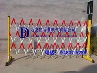 WL-SJ/300絕緣伸縮紅白圍欄 1.2*3米