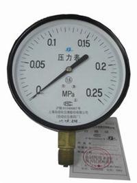 上海自儀四廠壓力表氣壓表 Y-150 M20*1.5