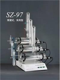 上海亞榮自動雙重純水蒸餾器SZ-97(保溫節能型) 實驗設備 SZ-97