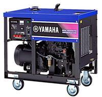 雅馬哈柴油發電機組 EDL13000TE EDL13000TE