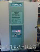 西门子6RA70面板显示故障F001维修