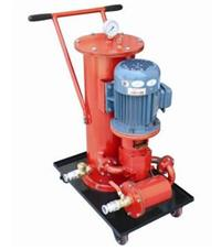 JL系列三級過濾濾油車
