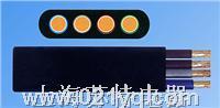 YFFB-L型彈性體絕緣及護套承拉扁平軟電纜