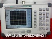 供應日本安立MS2711D手持式頻譜分析儀