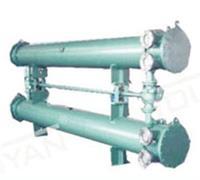 雙軸油冷卻器 SGLL4-12/1.0,SGLL5-L-50/1.0