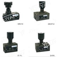 節流截止閥 DRV12,DRV16,DRV20,DRV25,DRV30