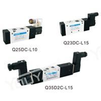 電控換向閥 Q35D2C-L8,Q35D2C-L10,