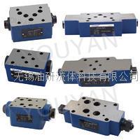 疊加式雙向節流閥 Z2FS 10B3-3X/S2V