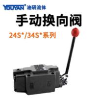 手動換向閥 24SO-L10H-T 上海型31.5mpa, 24SM-L10H-T 上海型31.5mpa
