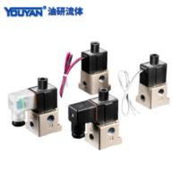 直動式電磁閥 VT317-5D-02, VT317-4D-02, VT317-3D-02