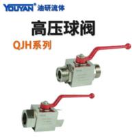 螺紋式高壓球形截止閥 QJH-06WL 碳鋼, QJH-06NL 碳鋼, QJH-08WL 碳鋼