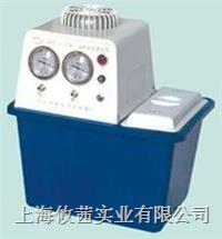 予华 SHZ-D(Ⅲ)型不锈钢台式双表双抽(四表四抽)循环水真空泵