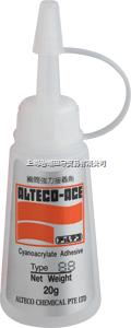 ALTECO安特固Z84X無臭?無白化瞬間接著劑