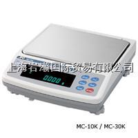AND株式會社通用用電子天平|計量(天平·防水臺秤)MC-30K MC-30K
