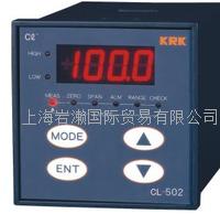 krkjpn笠原理化_氟離子監視器_CL-502 CL-502