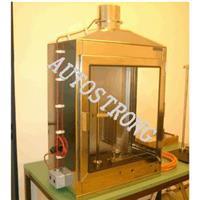 德國WAZAU水平-垂直燃燒試驗機 SP-DIN EN ISO15025