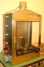 美國TMS垂直法燃燒性能試驗機GB/T5455    TMS-CZ
