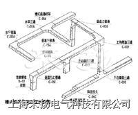 燕尾槽鋼體滑線  DQJ