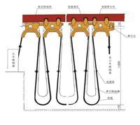 工字钢电缆滑车 HC型