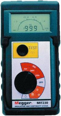 絕緣和連續性測試儀 MIT230