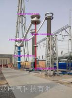 調頻式串聯諧振耐壓高壓裝置 LYYD2000