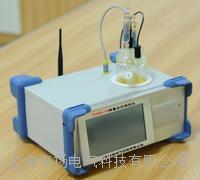 油微量水分測定儀使用說明 ZHWS-10