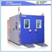 非標定製大型高低溫交變濕熱試驗房