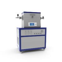 1200℃單溫區三通道混氣CVD系統