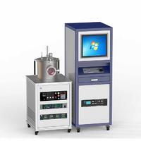 非導電薄膜等離子磁控濺射鍍膜儀
