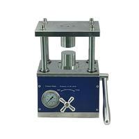 手動粉末液壓機