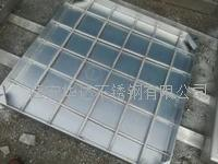 西安不鏽鋼隱形井蓋/西安不鏽鋼井蓋標準