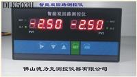 双通道智能仪表|双通道智能压力显示控制仪表|双通道压力显示控制仪表厂家技术参数 DLK503H